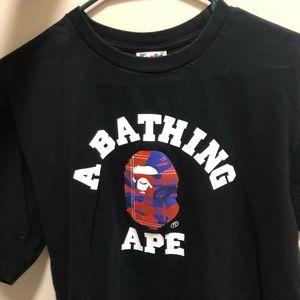 Bathing Ape Shirt size large